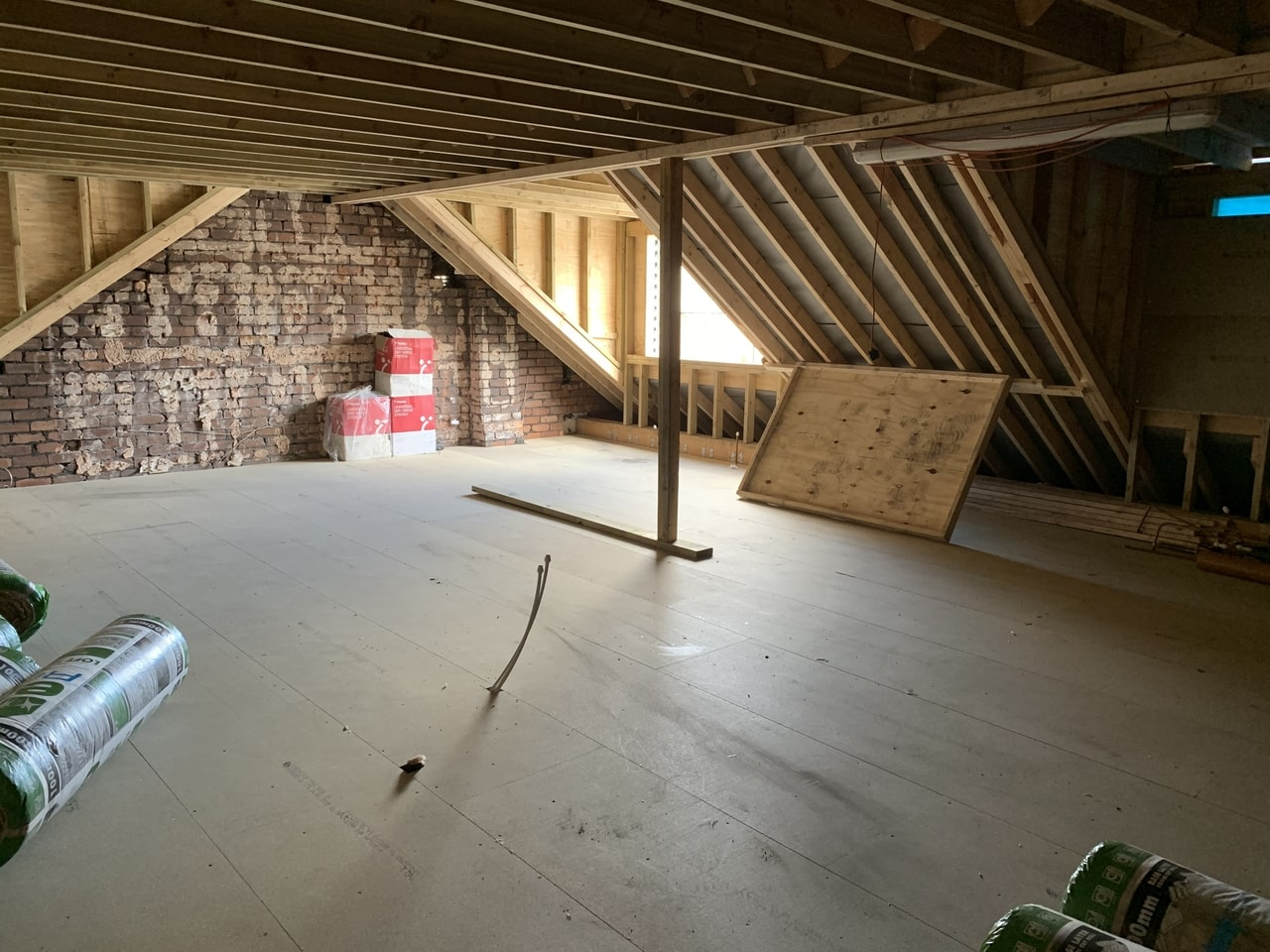 Harrogate Loft Conversion Bare Shell